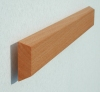 FLUX-Panel, (in 4 x 32 cm) Holz massiv Buche
