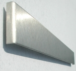 FLUX-Knifepanel, Edelstahl-Messerleiste (in 3,5 x 32 cm)