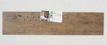 FLUX-Pinnwand in Holz-Optik Design-Vinyl (100 x 22,5 cm) Cognac